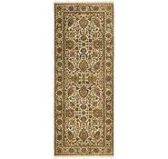 Link to 4' x 10' 5 Jaipur Agra Oriental Runner Rug