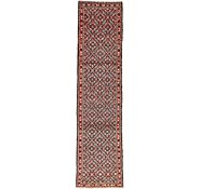 Link to 3' x 12' 1 Hossainabad Persian Runner Rug