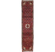 Link to 3' x 12' 8 Hossainabad Persian Runner Rug