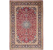 Link to 9' 8 x 14' 1 Isfahan Persian Rug