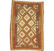 Link to Unique Loom 5' 4 x 7' 8 Kilim Maymana Rug