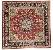 Link to 11' 2 x 11' 6 Isfahan Persian Square Rug