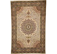 Link to 12' 11 x 19' 8 Tabriz Persian Rug
