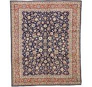 Link to 9' 9 x 11' 11 Farahan Persian Rug
