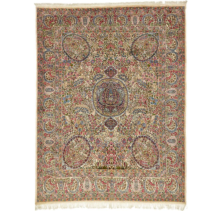 10' 3 x 13' 3 Kerman Persian Rug