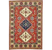 Link to 200cm x 292cm Kazak Oriental Rug