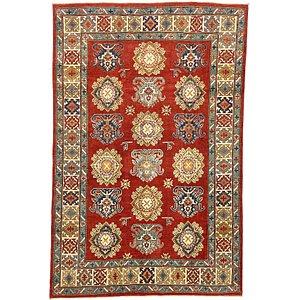 HandKnotted 6' 4 x 9' 8 Kazak Oriental Rug