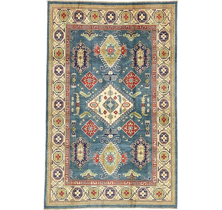 6' 6 x 10' Kazak Oriental Rug