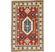 Link to Unique Loom 6' 1 x 9' 5 Kazak Oriental Rug