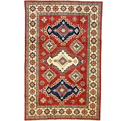 Link to 193cm x 292cm Kazak Oriental Rug