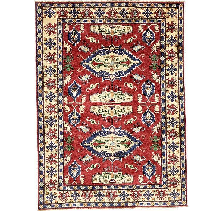 6' 10 x 9' 5 Kazak Oriental Rug