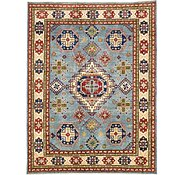 Link to 198cm x 262cm Kazak Oriental Rug