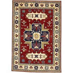 HandKnotted 6' 3 x 9' 3 Kazak Oriental Rug