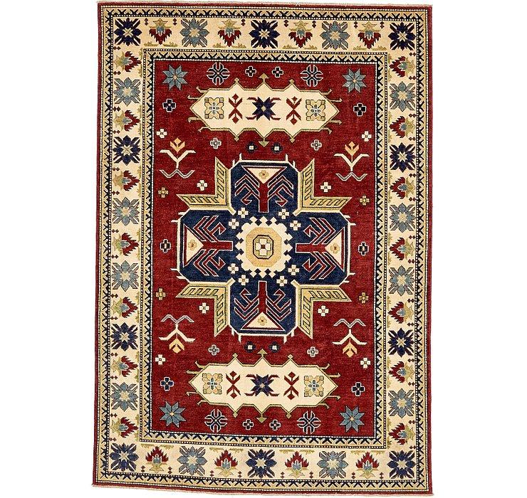 6' 3 x 9' 3 Kazak Oriental Rug
