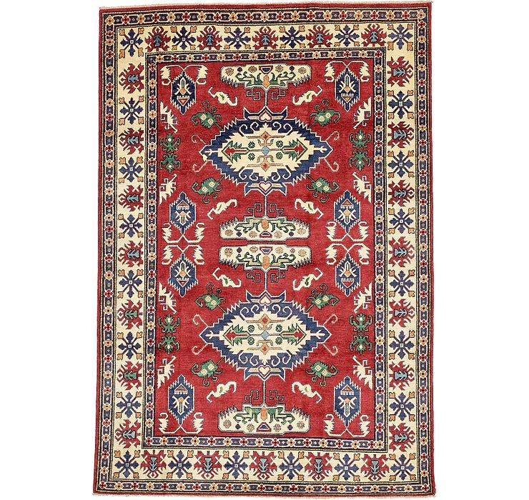 6' 5 x 9' 6 Kazak Oriental Rug