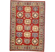 Link to Unique Loom 6' 1 x 8' 9 Kazak Oriental Rug