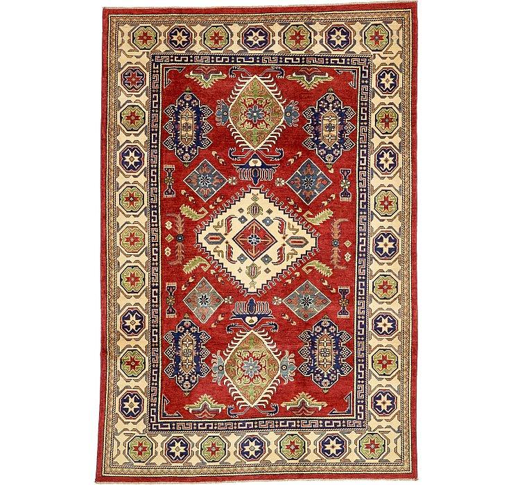 195cm x 295cm Kazak Oriental Rug