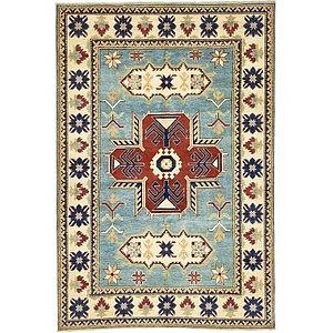 6' 1 x 8' 11 Kazak Oriental Rug