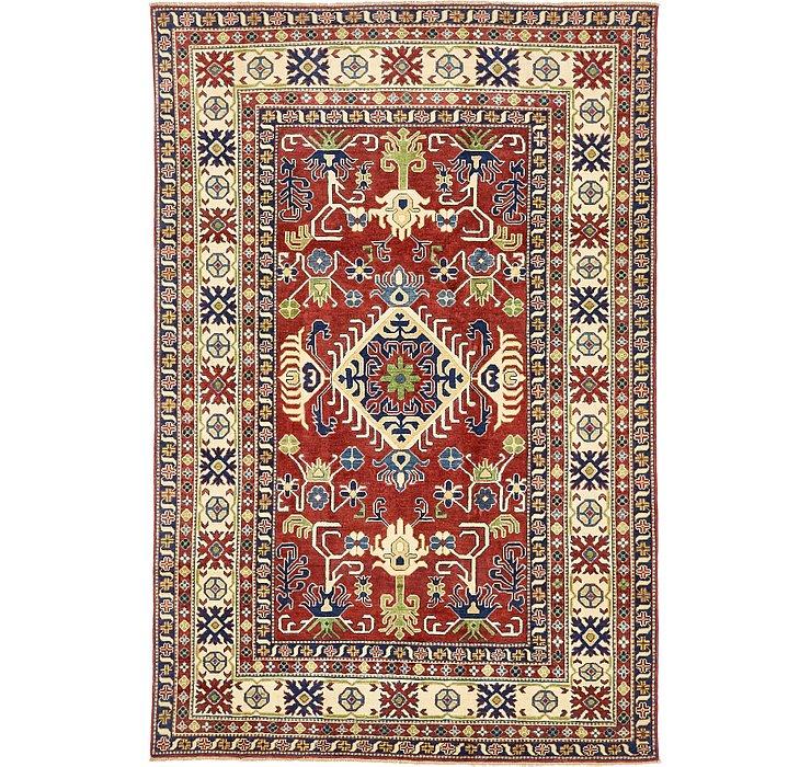 6' 6 x 9' 8 Kazak Oriental Rug