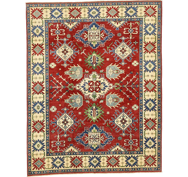 7' 5 x 9' 5 Kazak Oriental Rug
