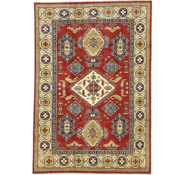 HandKnotted 6' 7 x 9' 7 Kazak Oriental Rug