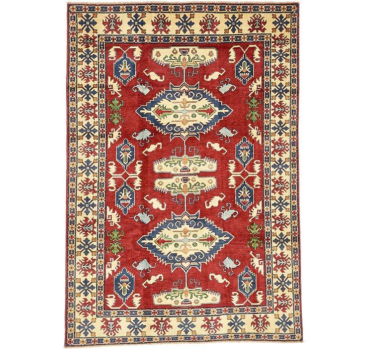 6' 7 x 9' 5 Kazak Oriental Rug