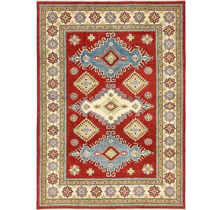 210cm x 297cm Kazak Oriental Rug