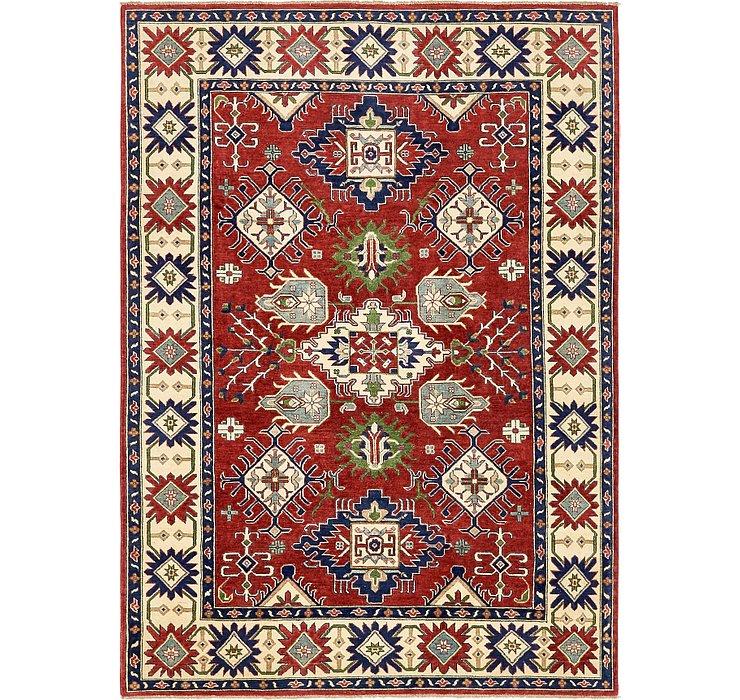 6' 9 x 9' 5 Kazak Oriental Rug