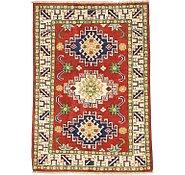 Link to 85cm x 122cm Kazak Oriental Rug