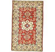 Link to 75cm x 117cm Kazak Oriental Rug