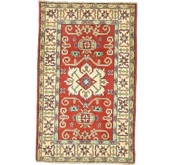 2' 6 x 3' 10 Kazak Oriental Rug