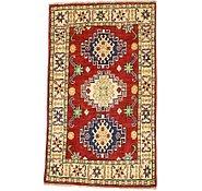 Link to 80cm x 137cm Kazak Oriental Rug