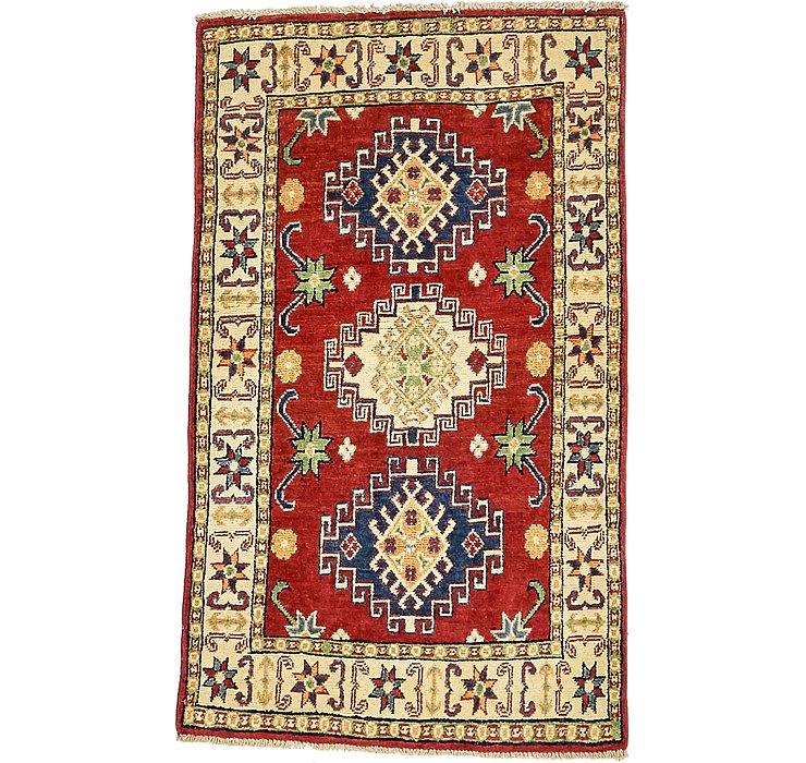 2' 8 x 4' 6 Kazak Oriental Rug