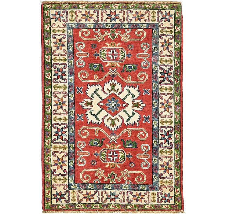 2' 8 x 3' 11 Kazak Oriental Rug