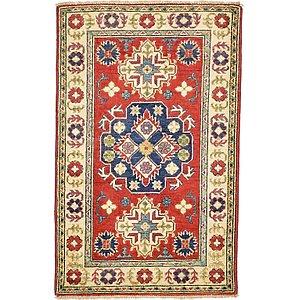 2' 8 x 4' 2 Kazak Oriental Rug
