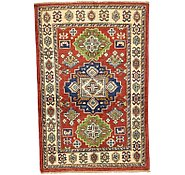 Link to 85cm x 125cm Kazak Oriental Rug