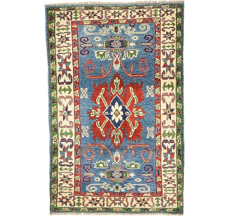 2' 10 x 4' 5 Kazak Oriental Rug