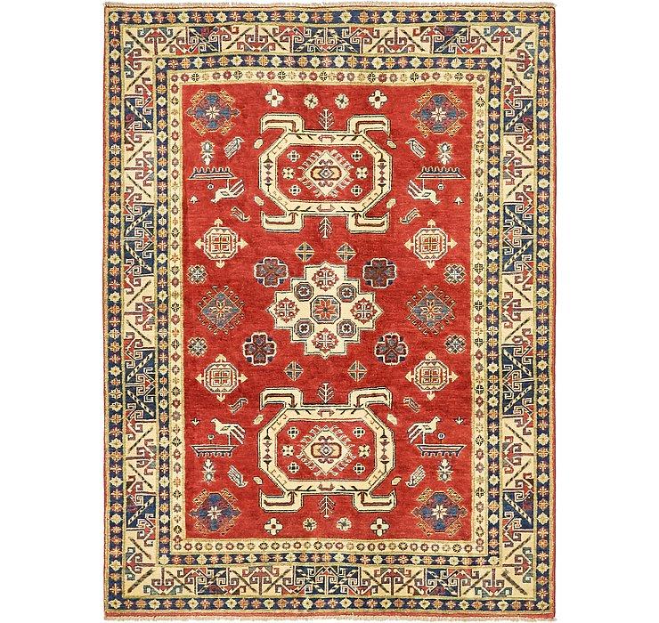 HandKnotted 4' 11 x 6' 8 Kazak Oriental Rug