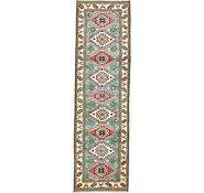 Link to 2' 10 x 9' 7 Kazak Oriental Runner Rug