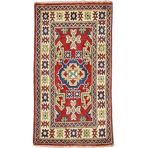1' 10 x 3' 4 Kazak Oriental Rug