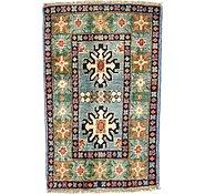 Link to 1' 11 x 3' Kazak Oriental Rug