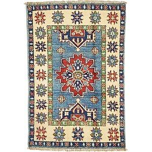 2' 1 x 3' 2 Kazak Oriental Rug