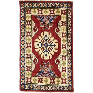 2' 2 x 3' 8 Kazak Oriental Rug
