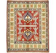 Link to 3' x 3' 8 Kazak Oriental Rug