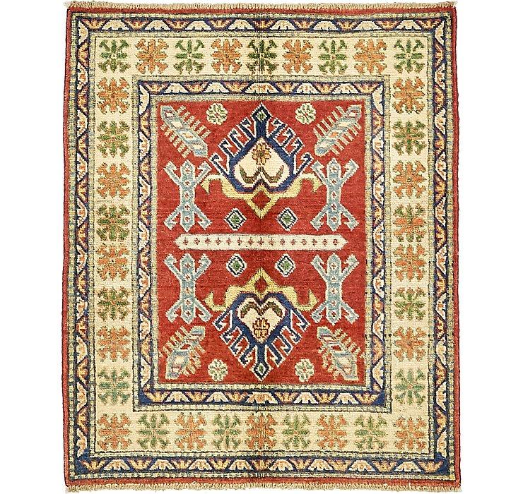 3' x 3' 8 Kazak Oriental Rug