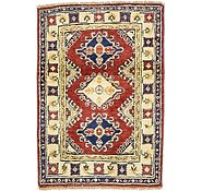 Link to 2' 1 x 3' Kazak Oriental Rug