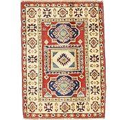 Link to 2' 1 x 2' 11 Kazak Oriental Rug