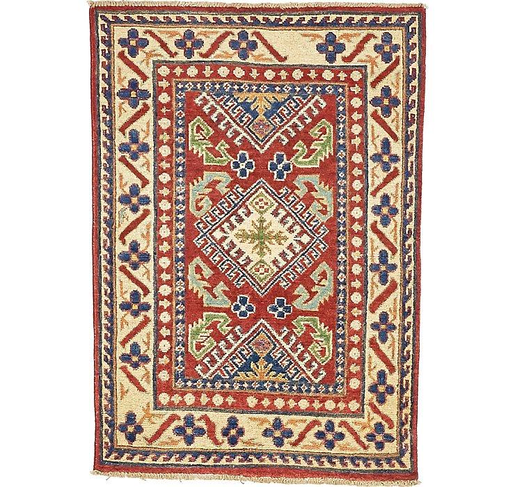 2' 7 x 3' 9 Kazak Oriental Rug