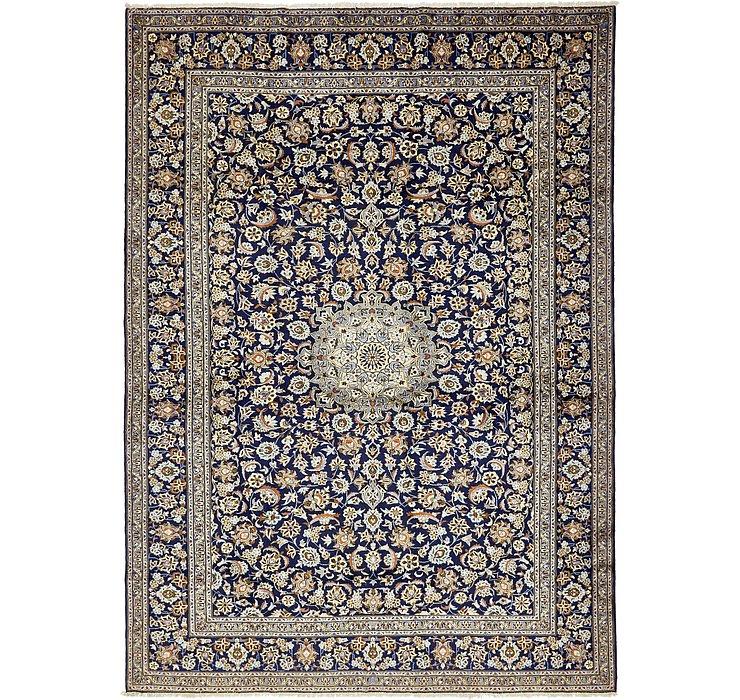 10' 1 x 14' Kashan Persian Rug