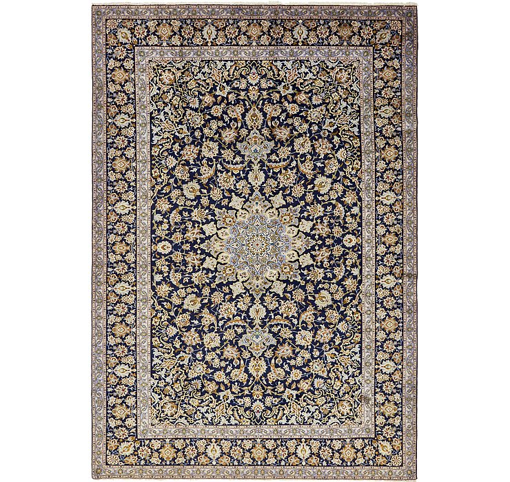 9' 8 x 14' Kashan Persian Rug